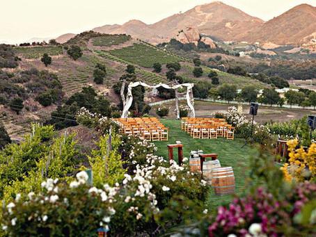 Top Ten Wedding Venues In America