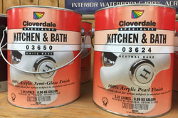 KITCHEN & BATH PAINT