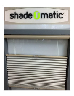 SHADE O MATIC blinds