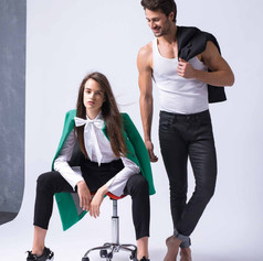 Grazia Fashion Editorial