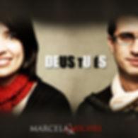 Marcela&Michel - Capa CD