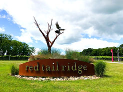 Red Tail Ridge Sign