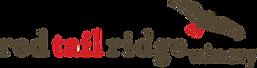 red tail ridge winery logo