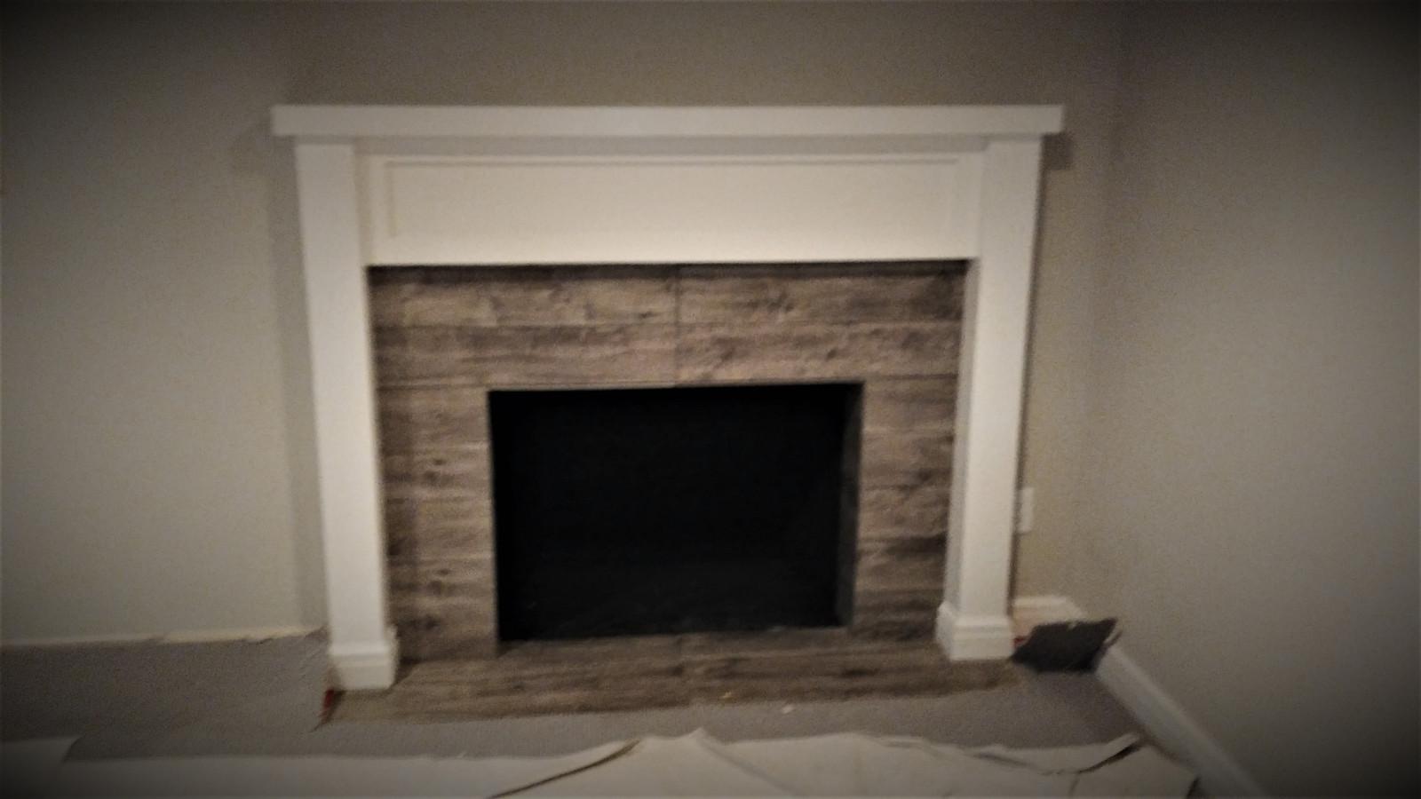 custom fireplace manels u0026 shelving