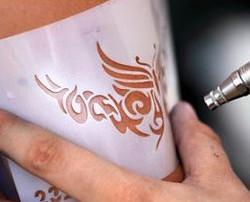 take a tattoo