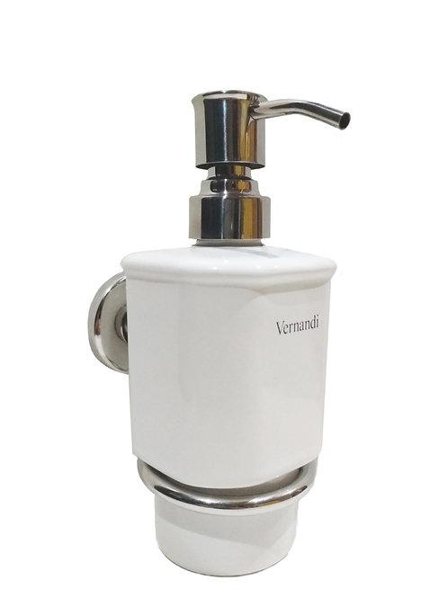 Дозатор жидкого мыла(белый глянец)