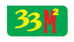 33квметра
