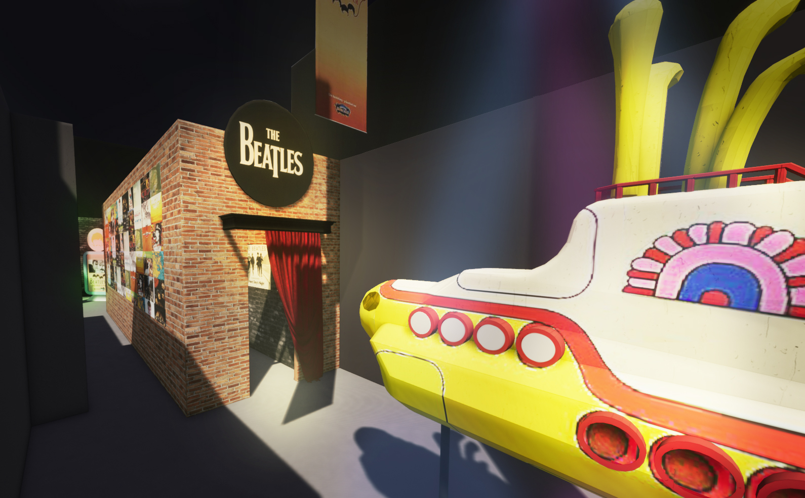 beatles fab forever exhibition 06