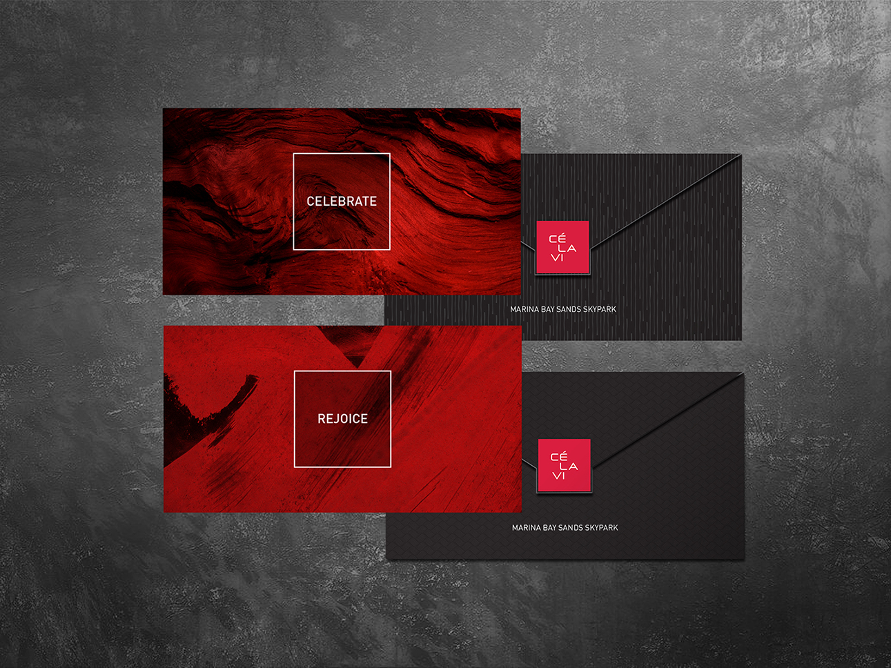 Vouchers & Sleeve Design