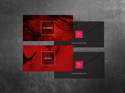 Vouchers & Sleeve Design