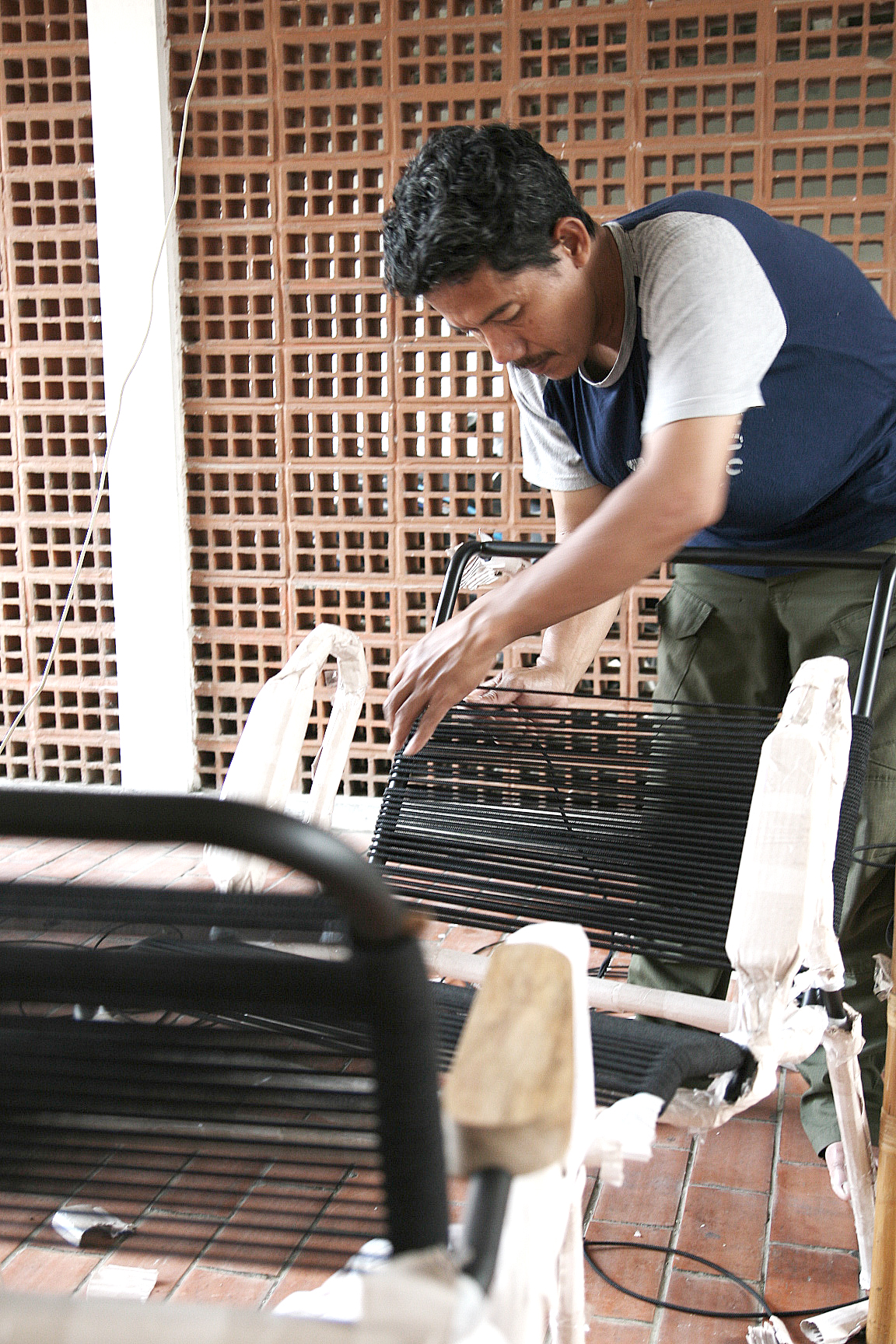 Dadung Weaving