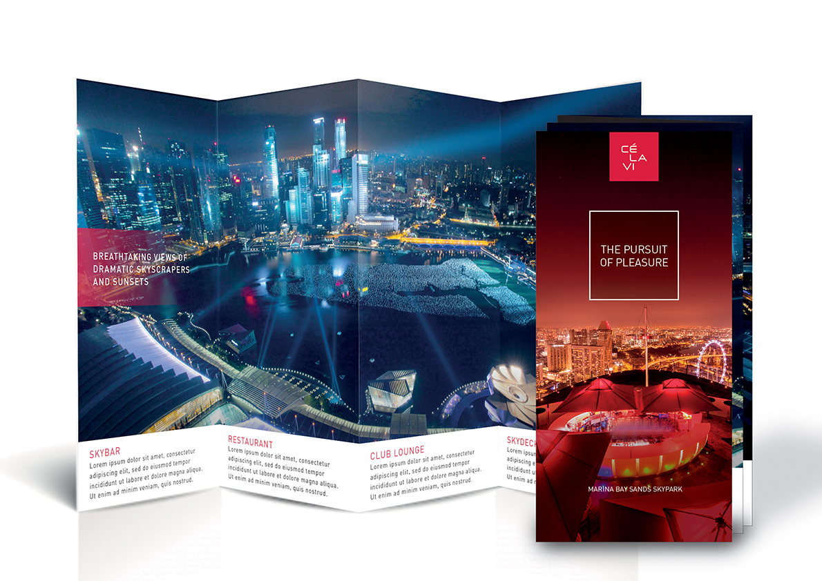 Proposed Corporate Brochure Design