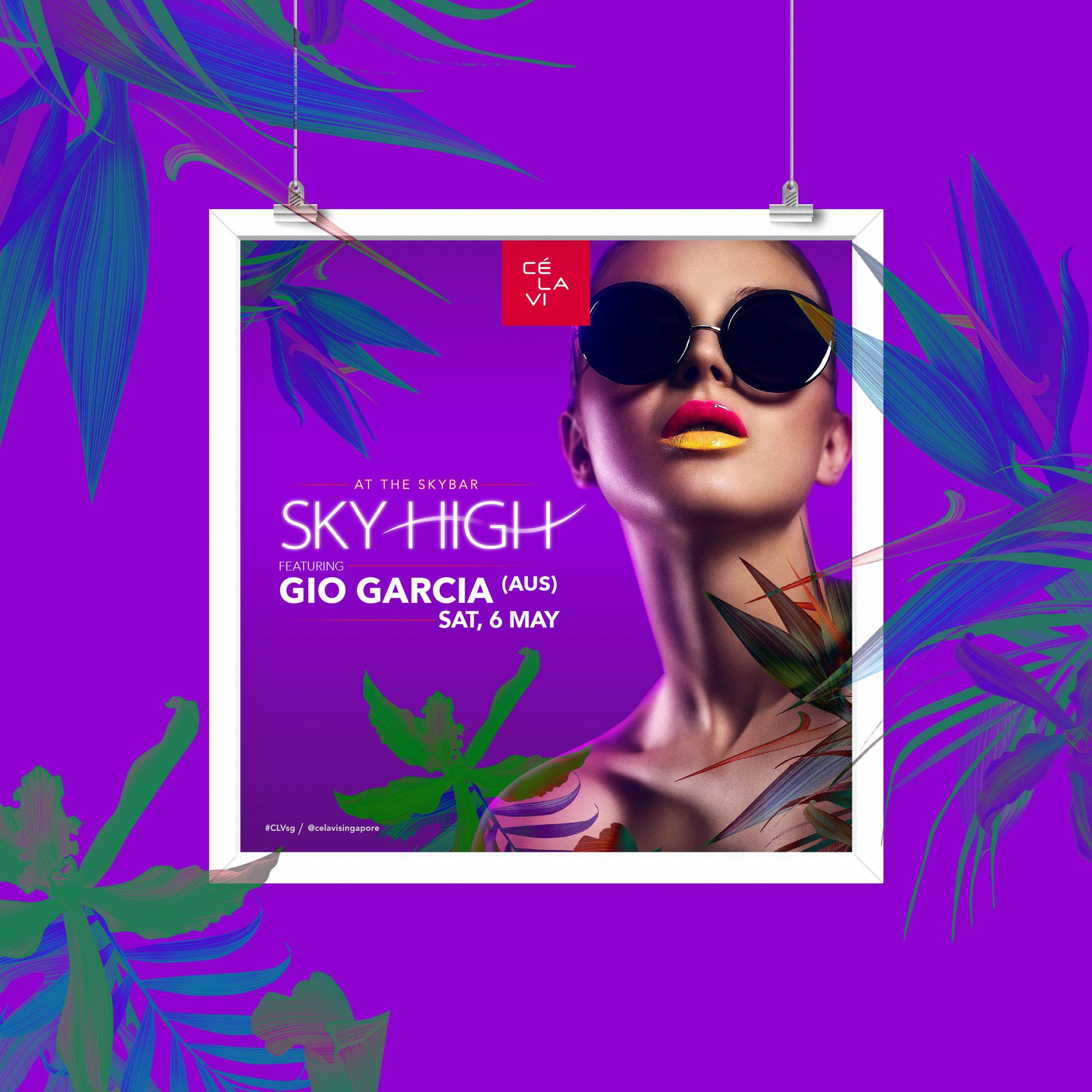 Sky High feat. Gio Garcia