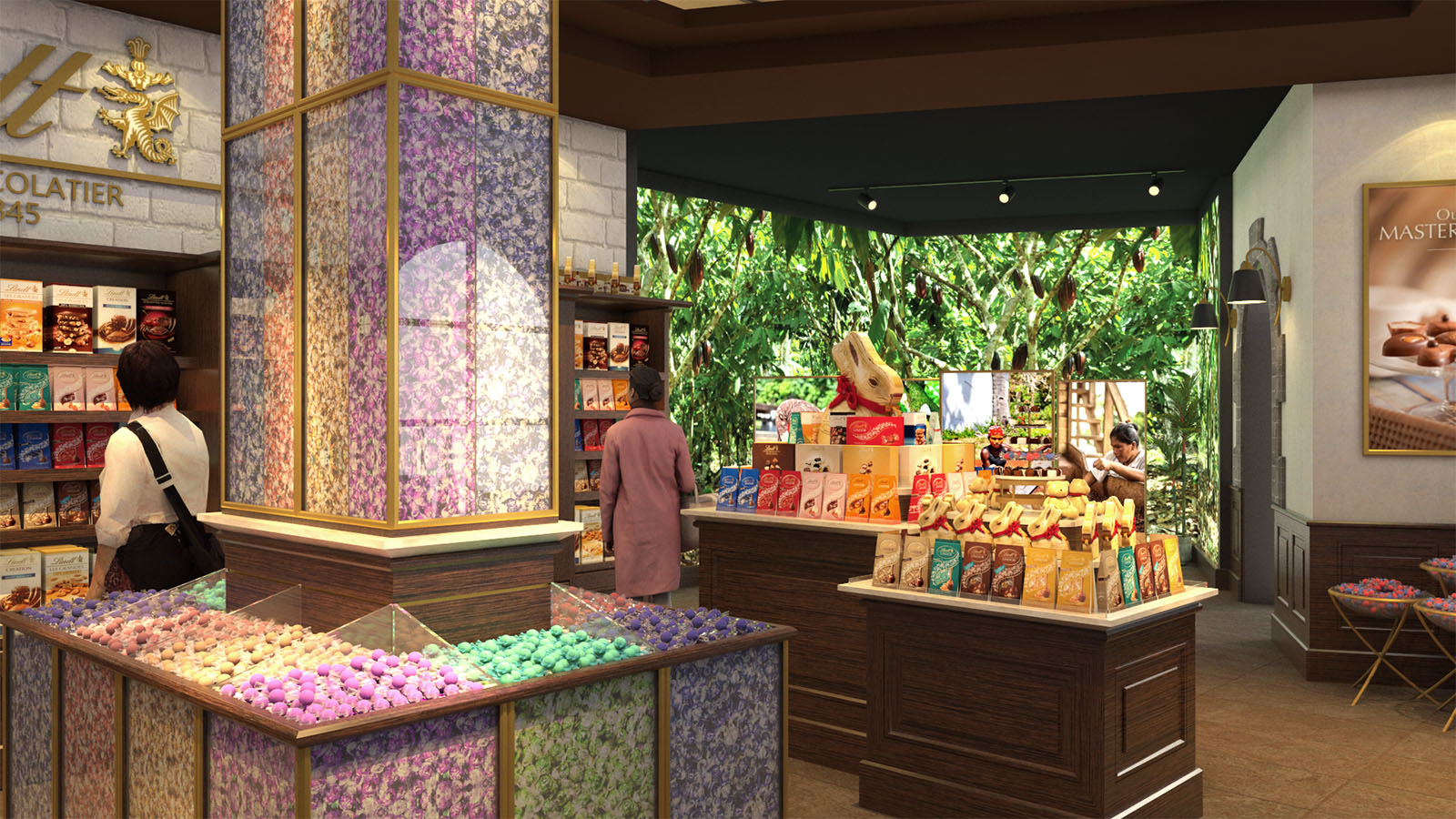 lindt store 4