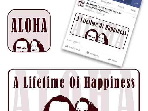 ALOHA academy logo design