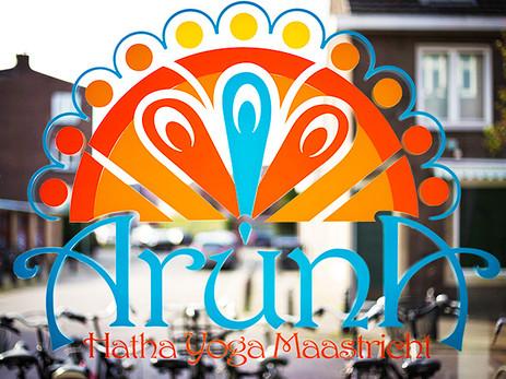 Logo Aruna Yoga Maastricht