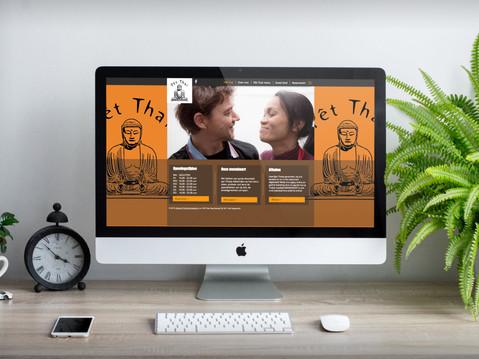 website Pêt Thai