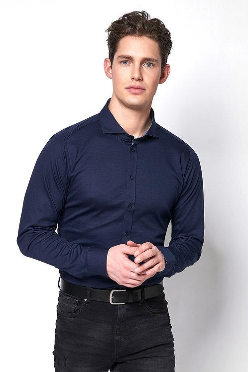 Desoto donkerblauwe blouse97007-3-602