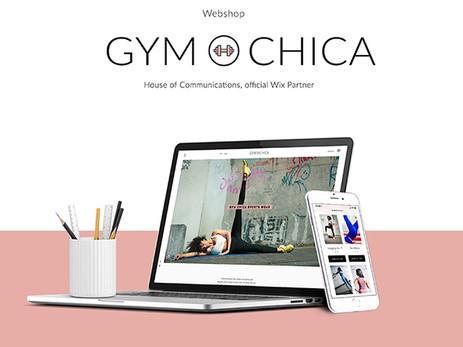Webshop Gym Chica