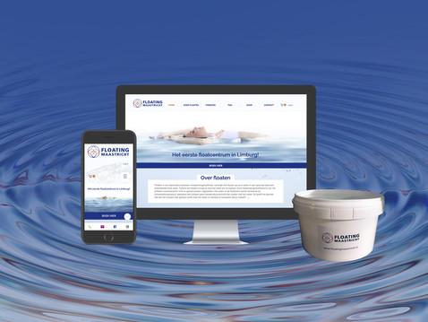 Website Floating Maastricht