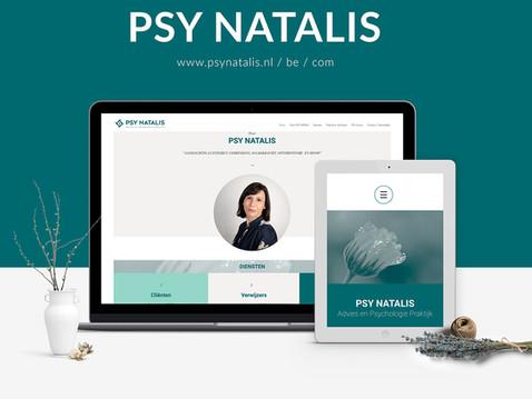 Website PSY NATALIS
