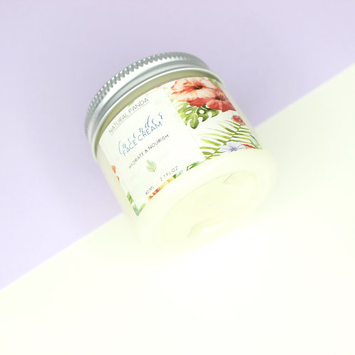 Hydrating Lavender Face Cream