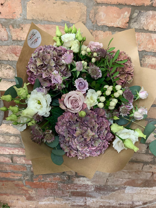 Florist choice gift bouquet