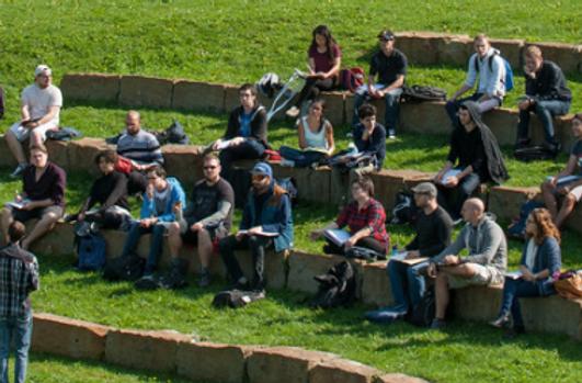 Les classes extérieures, une transition vers la pédagogie en plein air