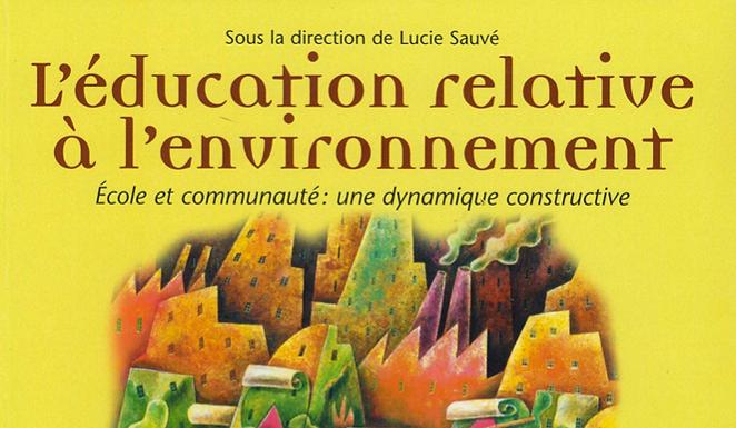 L'éducation relative à l'environnement
