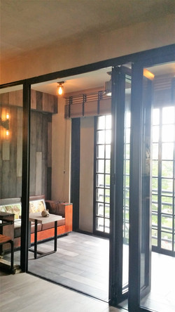 Apartment interior @ Rangoon Road