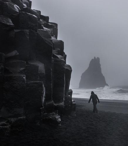 Reynisfjara, Island