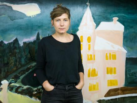 Cora Wöllenstein, Künstlerin