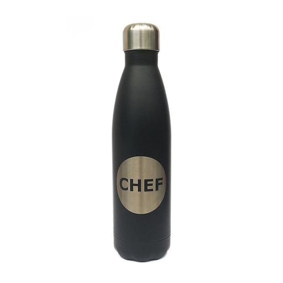 Trinkflasche Chef