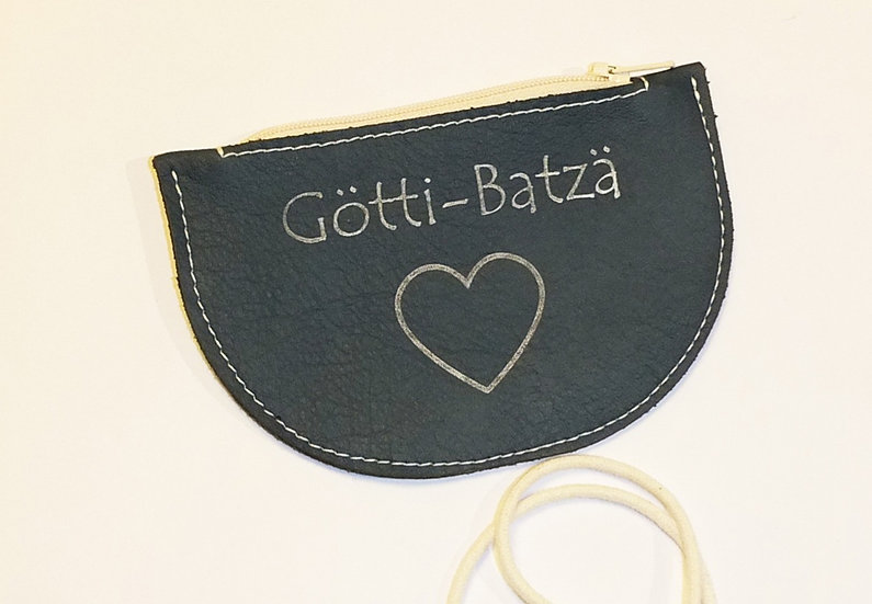 Portemonnaie Götti- Batzä