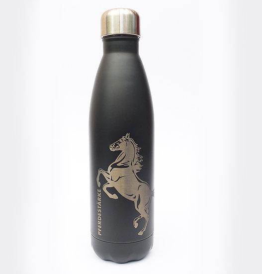 Trinkflasche Pferdestärke