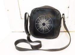 Ledertasche Kompass
