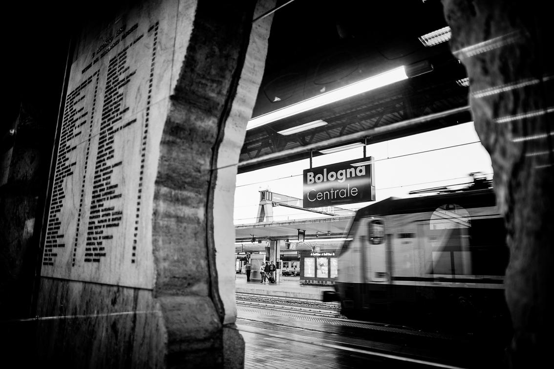 Stazione di Bologna Centrale 2011