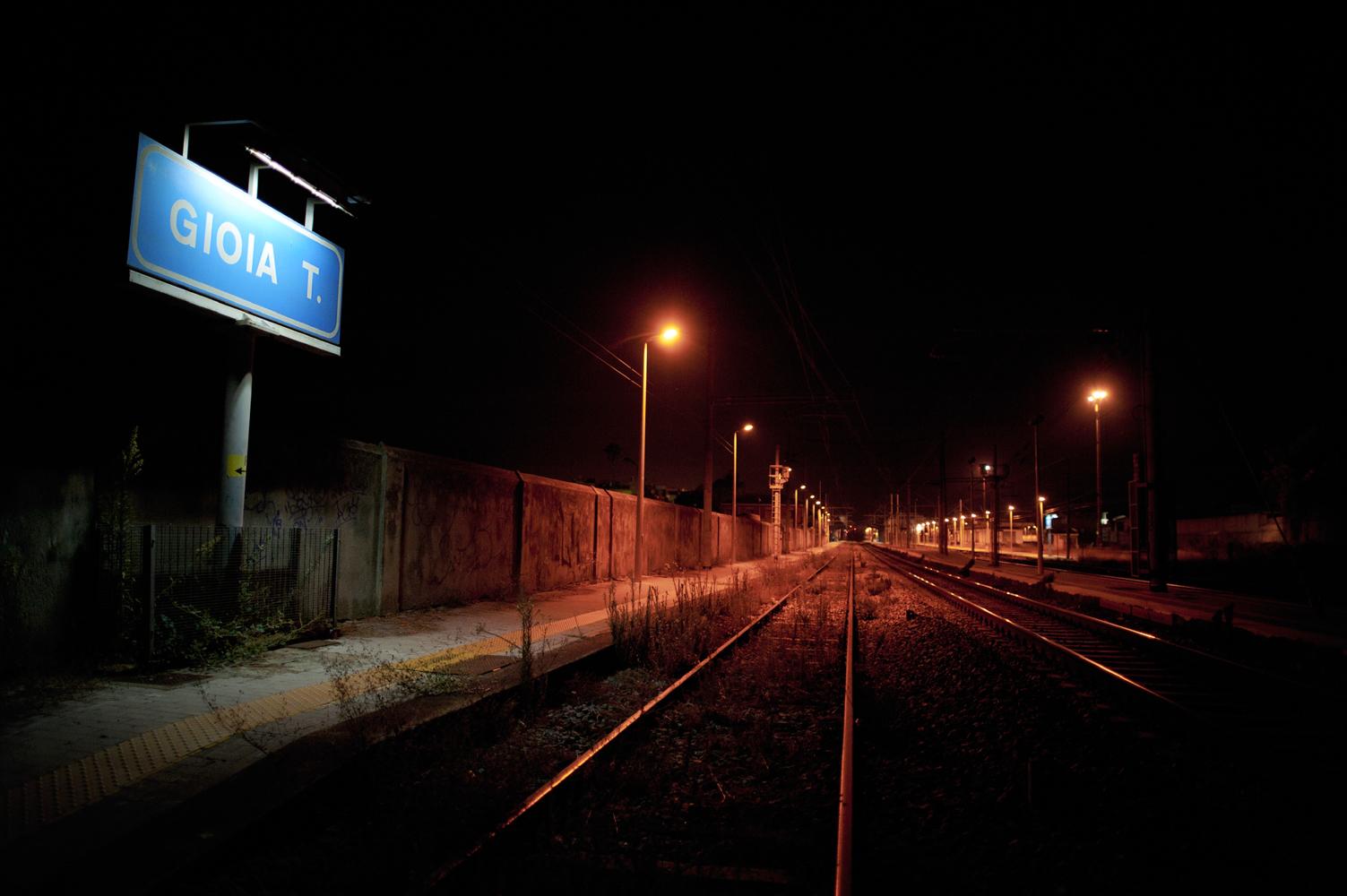 Stazione di Gioia Tauro 2011