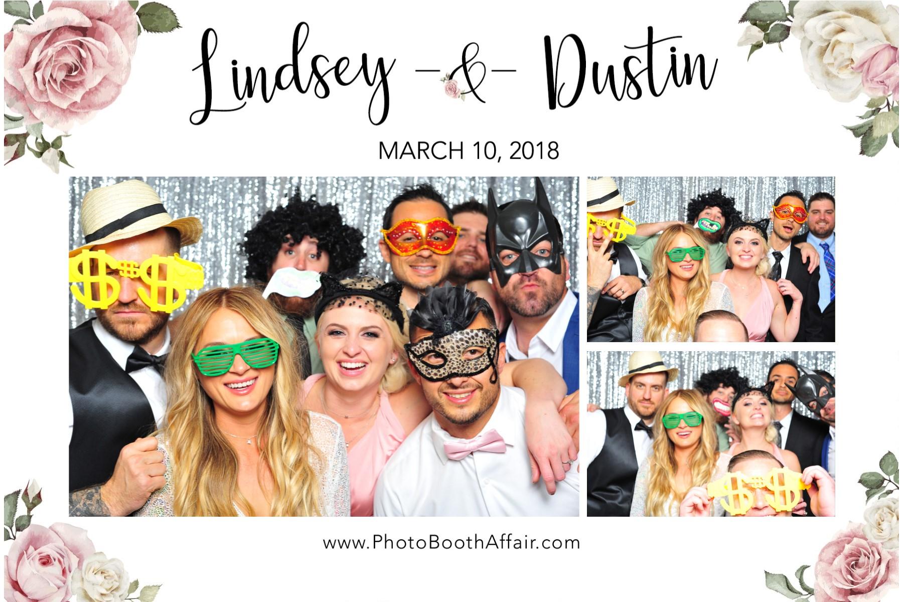 Dustin + Lindsey - Prints - Photo Booth Affair 31