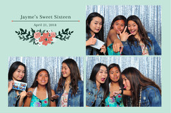 Jaymes Sweet 16  - Prints - Photo Booth Affair 21