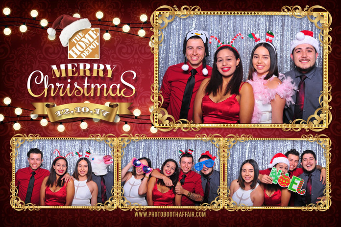 Home Depot - Prints - Photo Booth Affair