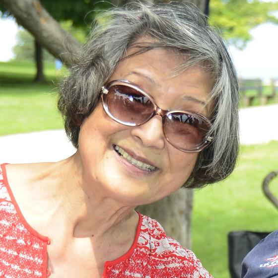 吴师母75岁生日了!