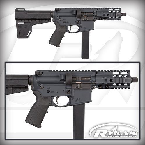 9mm AR Pistol - Magpul™ Stealth Grey Cerakote
