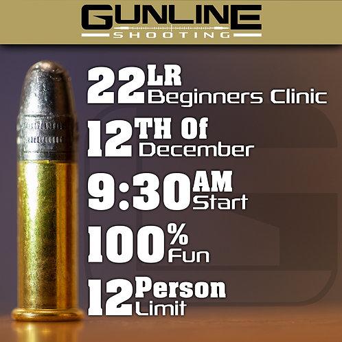 22LR Beginners Clinic