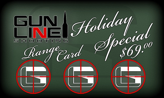 Holiday Special Range Card