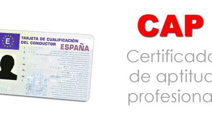 Certificado de Aptitud Profesional para ARCGISA
