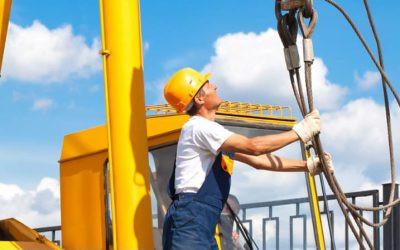 Prevención de Riesgos Laborales en el  Manejo de Camión Pluma