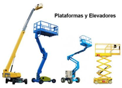 CURSO:LA NORMA UNE 58923  DE OPERADORES DE PLATAFORMAS ELEVADORAS