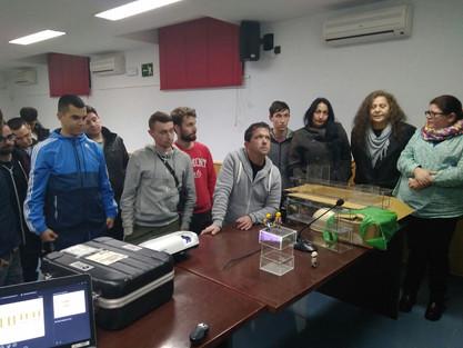 Formación Prevención de Riesgos Laborales en Castellar de la Frontera