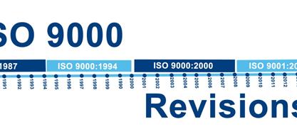 Adaptación en nueva norma ISO: 9001 2015 y 14001:2015
